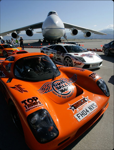 2006 Gumball 3000 - Full Decal Pack - gumball3000.com