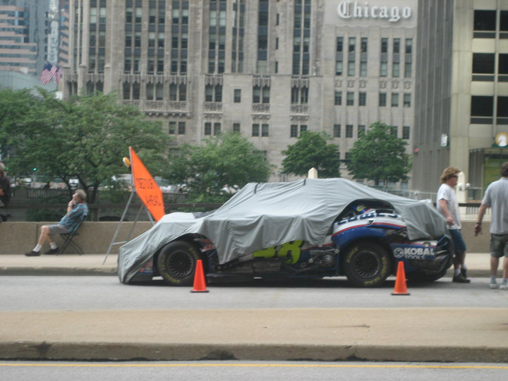 Transformers 3 - NASCAR